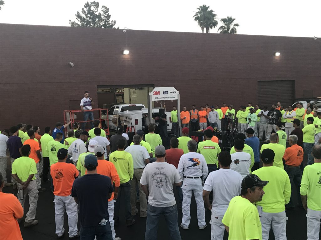 Pete King Construction Safety Training